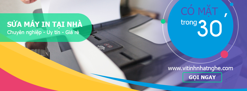 Sửa máy in tại nhà tphcm giá rẻ