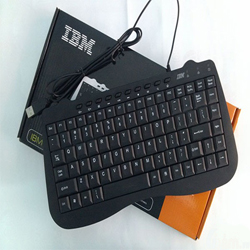 Keyboard USB IBM Mini