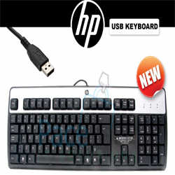 keyboard HP USB