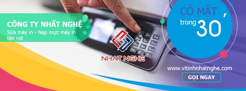 Công ty sửa máy in Nhất Nghệ